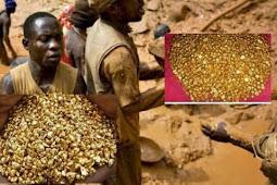 Heboh Gunung di Kongo yang Mengandung 90 Persen Emas, Pertanda Kiamat?