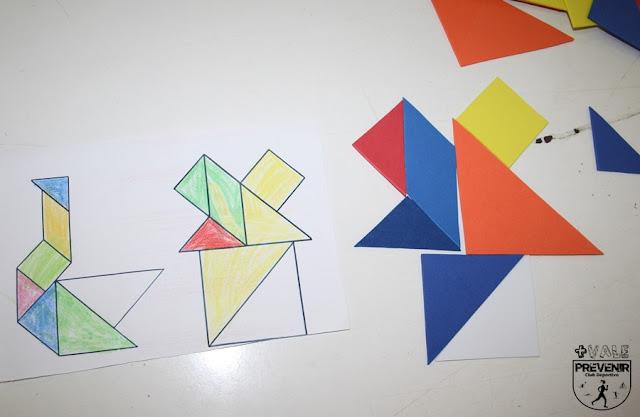 figuras tangram para niños