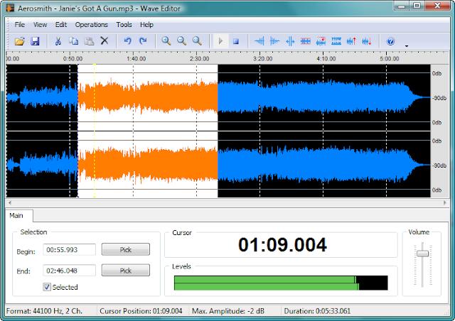 δωρεάν και εύκολο πρόγραμμα επεξεργασίας ήχου για αρχάριους