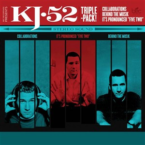 KJ52 - Triple Pack 2011 Collaborations behind the musik English Christian Songs