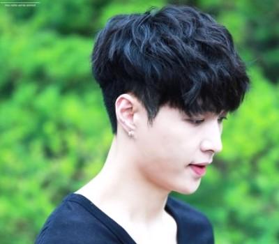 Potongan rambut ala pria korea 2018