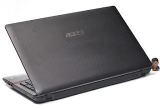 Laptop ASUS A53E ( 15.6-Inchi ) Second Malang