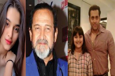 Mahesh Manjrekar's daughter Saiee Manjrekar will debut in Salman Khan's film Dabangg 3