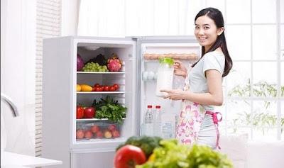 Dung tích tủ lạnh nào phù hợp với gia đình bạn
