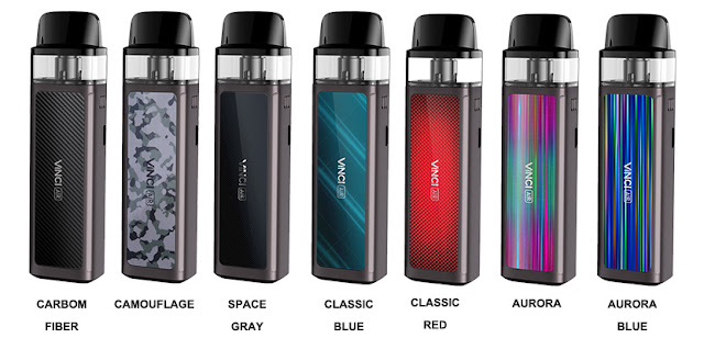 A new VOOPOO VINCI AIR Kit!