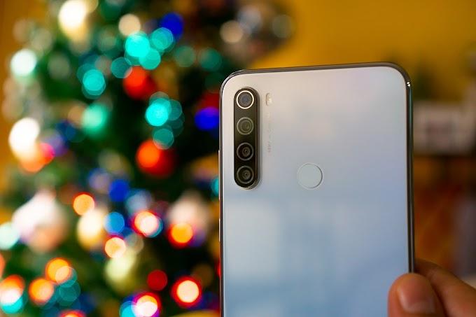 SORTEIO de Um Xiaomi Redmi Note 8
