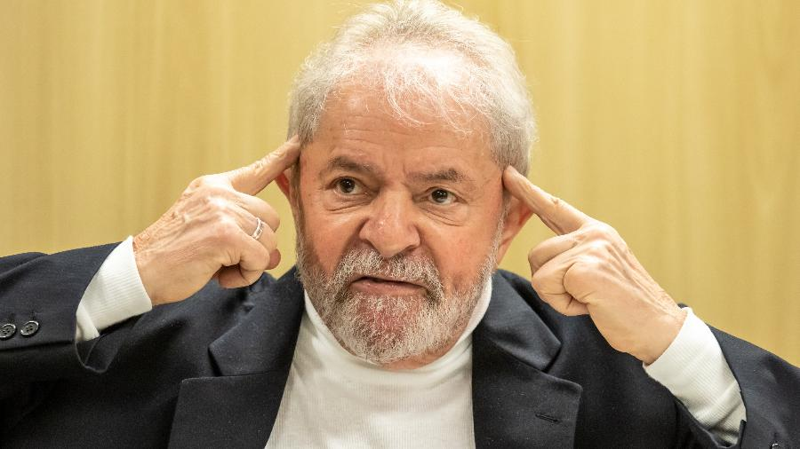Lula critica Bolsonaro