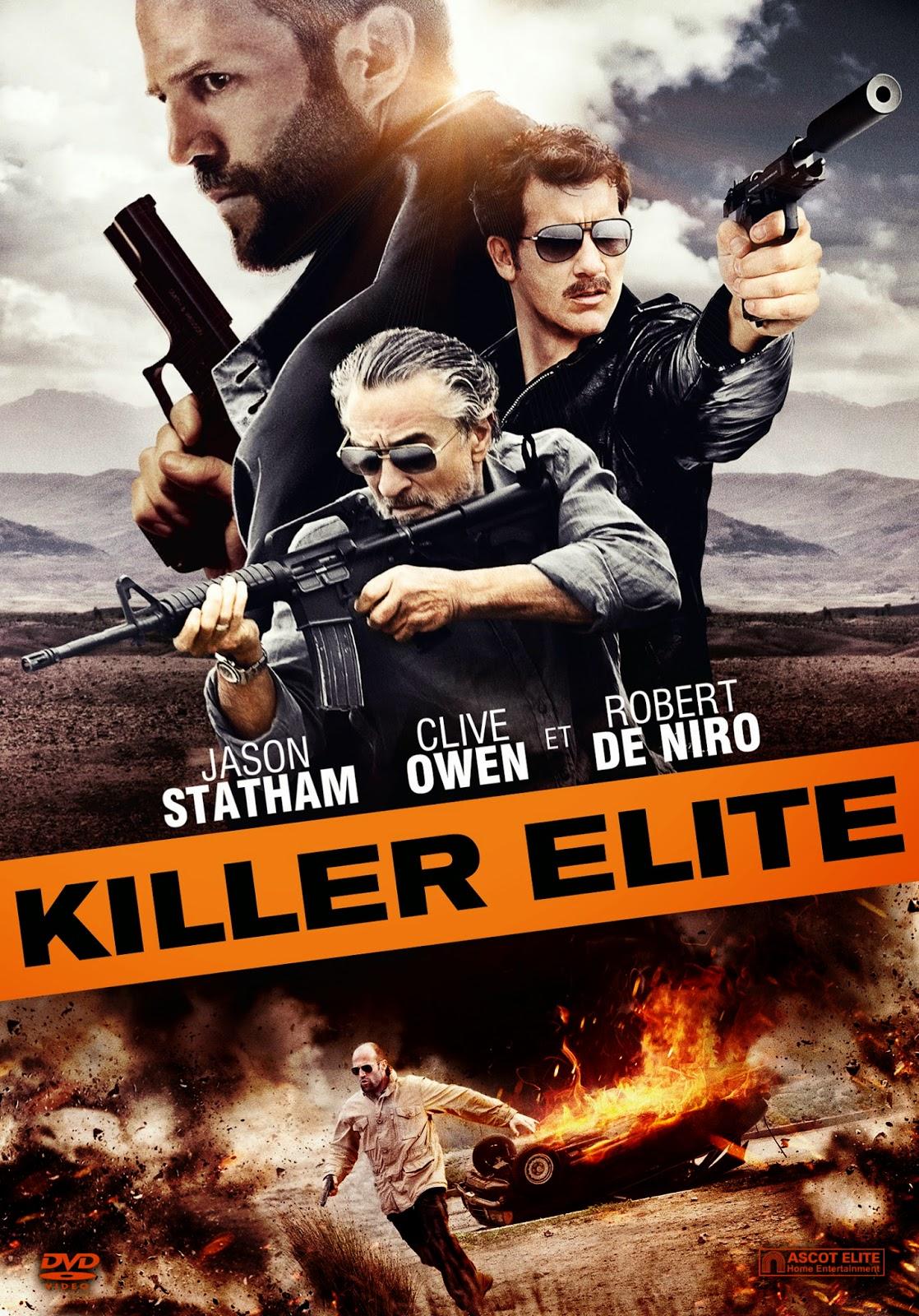 Killer Elite สามโหด โคตรพันธุ์ดุ [HD][พากย์ไทย]