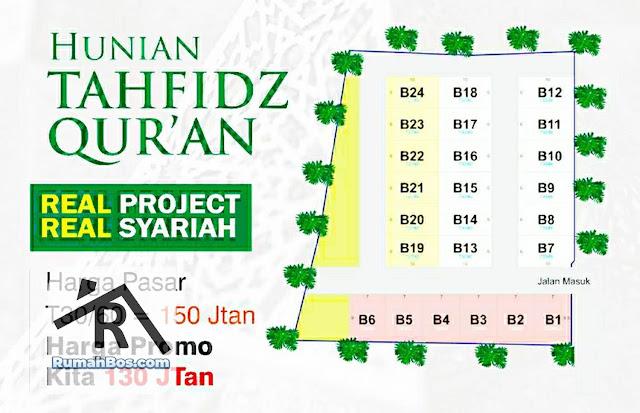 Siteplan Green Gayam Village Jember
