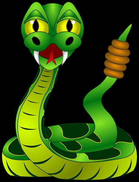 mengapa lidah ular bercabang?