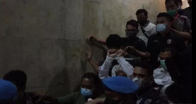 Kuasa Hukum Habib Rizieq  Ajukan Praperadilan di PN Jakarta Selatan