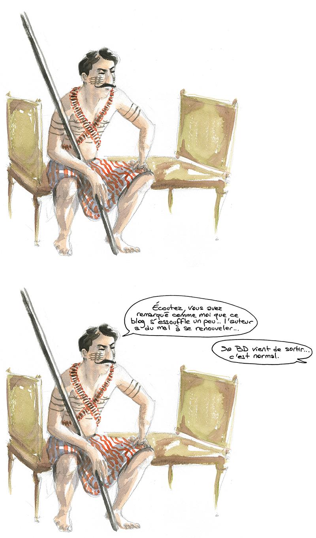 Proust et un peu de métalangage