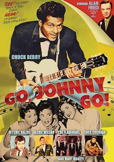 Go Johnny Go! DVD