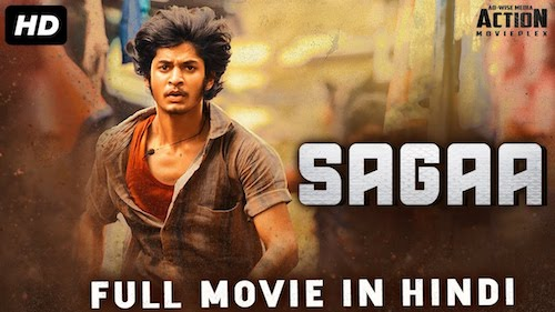 Sagaa 2019 Hindi Dubbed HDRip 720p 900MB