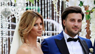 Tsvetana Pironkova And Her Husband Mihail Mirchev