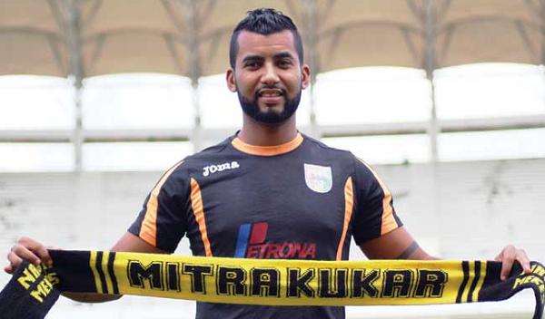 Mitra Kukar Kontrak Striker Asal Brasil, Lini Depan Makin Tajam!
