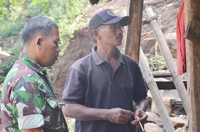 TMMD Ke-102 Mojokerto, Begini Respon Masyarakat Desa Jembul