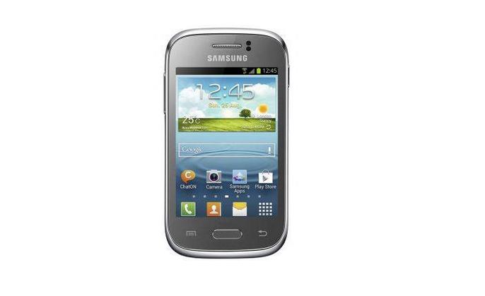 Cara Flashing Samsung Galaxy Young (GT-S6310) Mati total / Bootloop