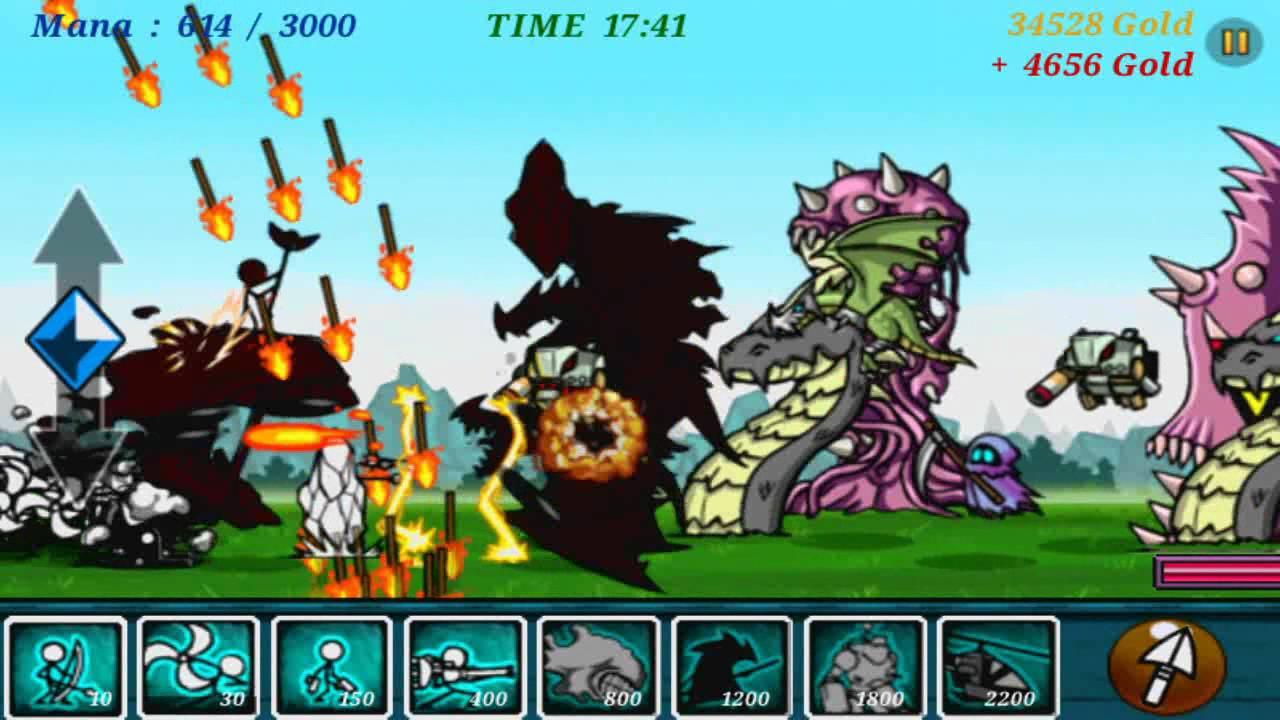 Cartoon Wars 2: Heroes Apk v1.1.2 Mod [Unlimited Gold/SP ...