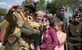soldier Selfie