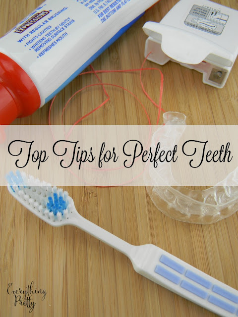 Top Tips for Perfect Teeth