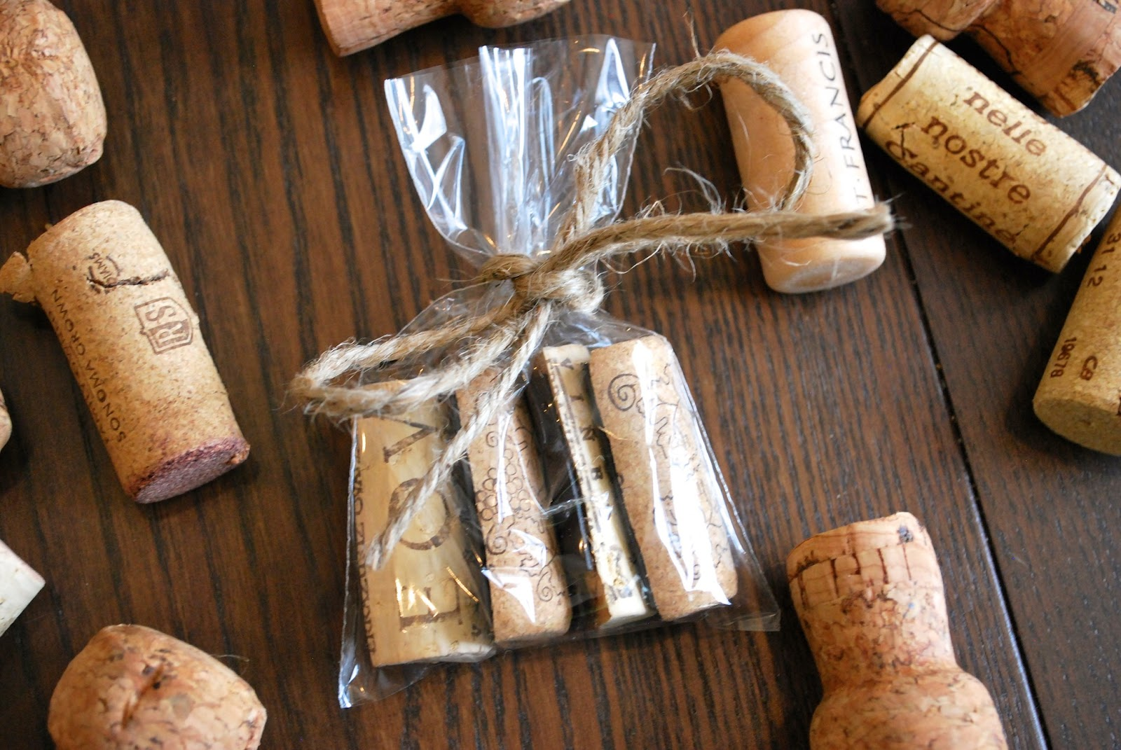 Diy Wine Cork Magnets Bevy Richmond