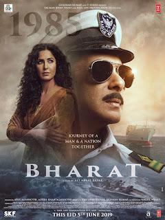 Bharat 2019 Full Hindi Movie Download 300mb HDRip 480p