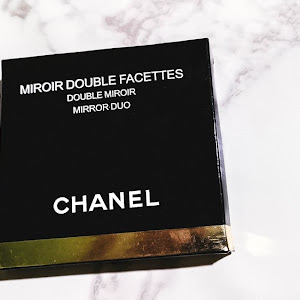 6a24d94b4aa4 ... My first Chanel purchase: Chanel Miroir Double Facettes Mirror Duo ...