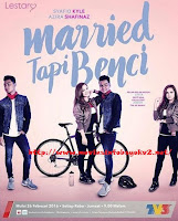 Married Tapi Benci Episod 13