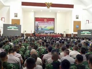 Soliditas TNI-Polri Ciptakan Stabilitas Politik dan Keamanan