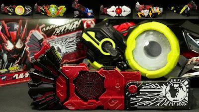 Kamen Rider Zero-One DX Hellrise ProgRise Key