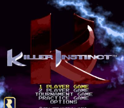 【SFC】殺手輓歌(Killer Instinct),血腥暴力美學格鬥遊戲!