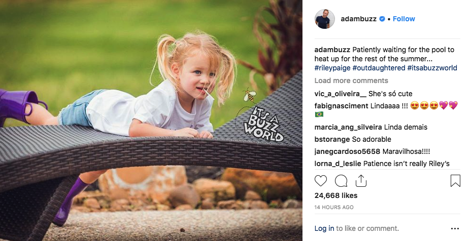 864 'OutDaughtered' Star Adam Busby Dodges Question About How Long