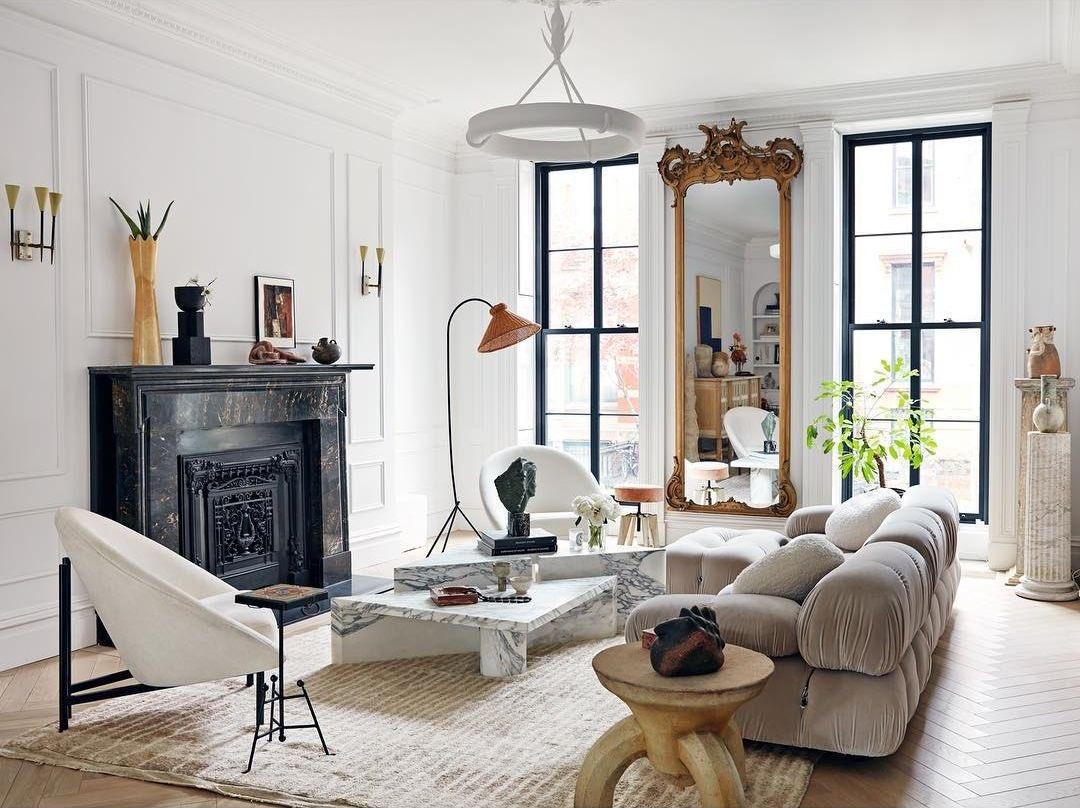 Design History | The Camaleonda Sofa by Mario Bellini