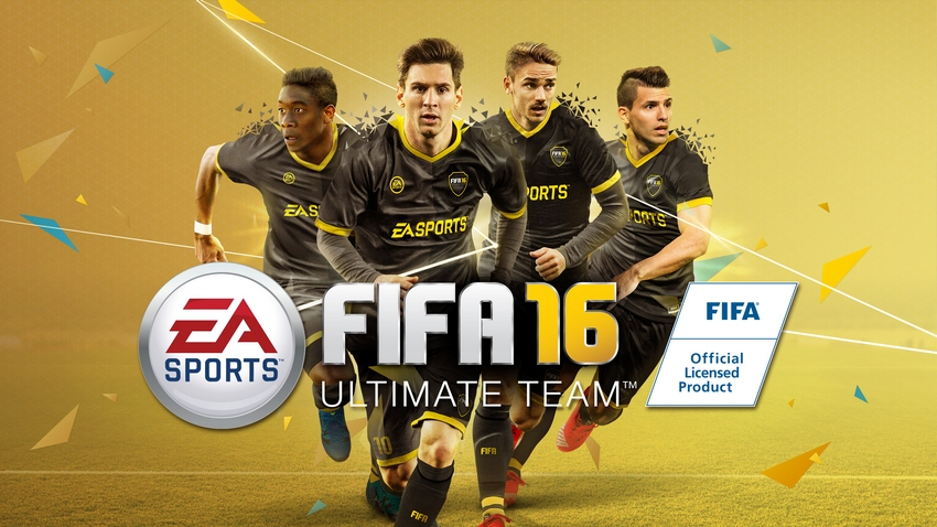 FIFA 16 Ultimate Team Android Poster