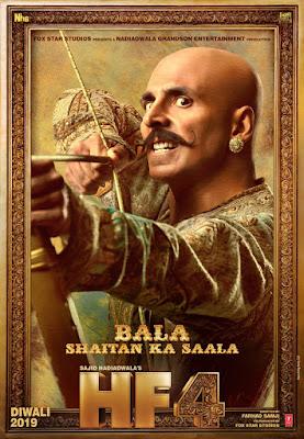 Akshaykumar in Housefull Film