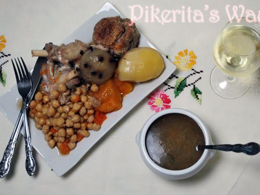 Cocina Sefardí. Cooking Challenge