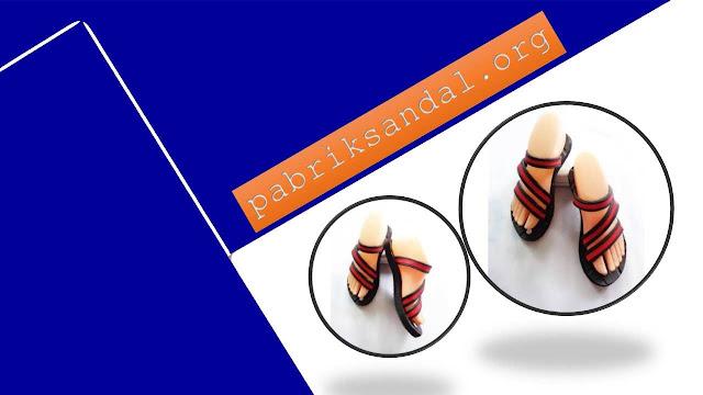 Produksi Sandal Talincang, Sandal Gunung Wanita Termurah - Pabrik GSJ