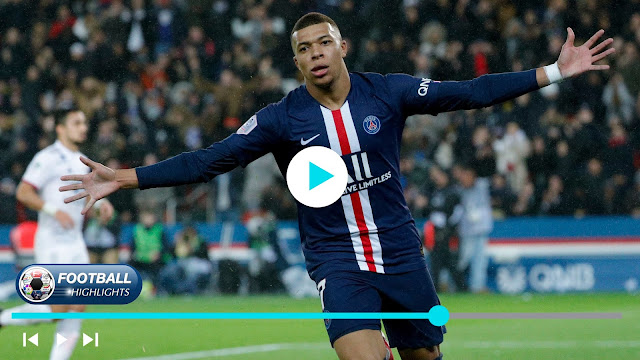 Paris Saint Germain vs Olympique Lyonnais – Highlights
