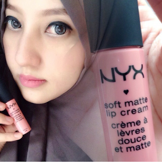 NYX SMLC Lip Cream ORIGINAL