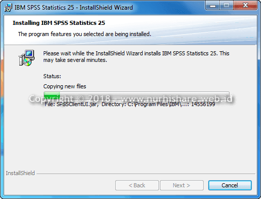 Tutorial Cara Install IBM SPSS 25 di Dalam Microsoft Windows