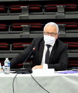 Priollaud réélu maire Louviers. adjoints également désignés. nouvelle opposition voit jour