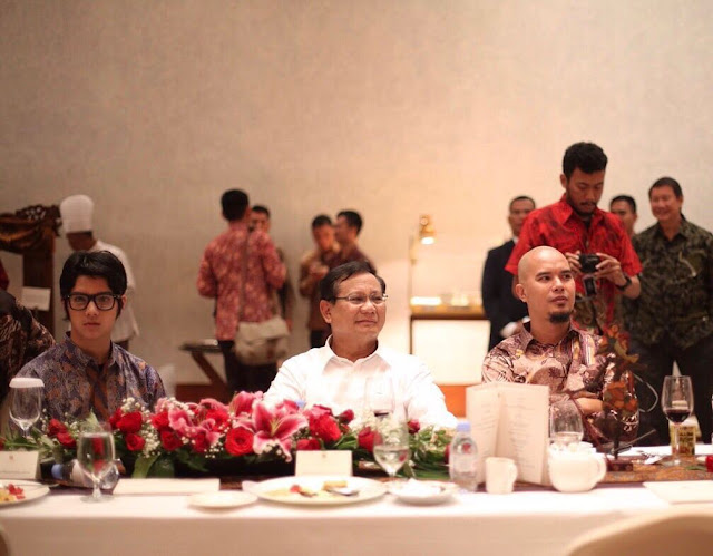 Dhani Dipenjara, Al Disebut Bakal Gabung ke Kubu Prabowo