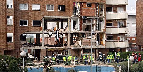 Cna 11 m la farsa del asedio de legan s - Pisos de bancos en leganes ...