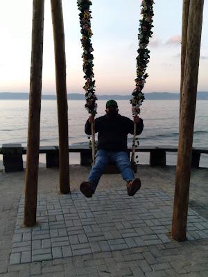 Rota dos Balanços em Itapema