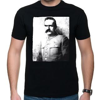 Józef Piłsudski koszulka