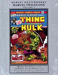 Marvel Masterworks: Marvel Two-In-One