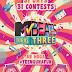 MTV 31 Days 31 Contests