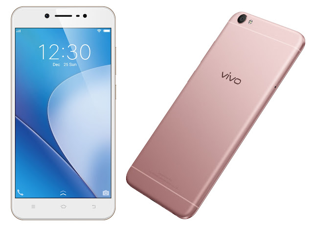 Vivo Launches the V5 Lite, A Premium Midrange Selfie Smartphone