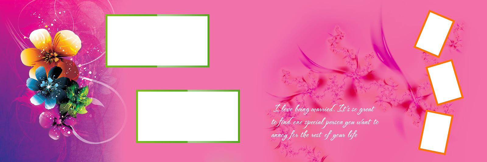Jamali Web: New Photo Album Frame - Latest karizma album templates ...